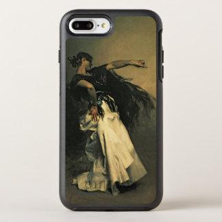 """Le danseur espagnol, étude pour le """"EL Jaleo"""", Coque Otterbox Symmetry Pour iPhone 7 Plus"""