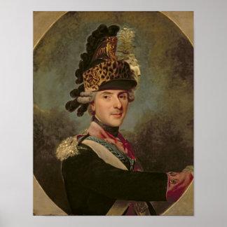 Le dauphin, Louis De France, 1760's Poster