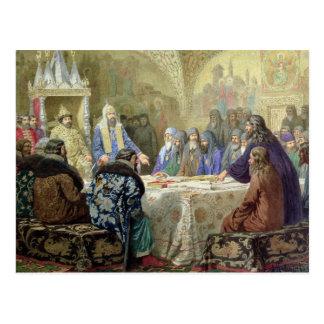 Le début de la dissidence d'église en Russie Carte Postale