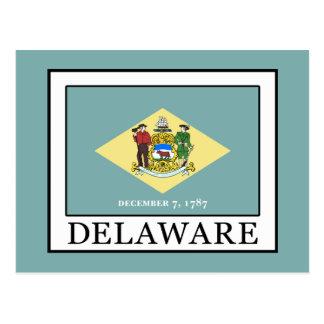 Le Delaware Carte Postale