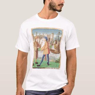 Le départ d'Aeneas T-shirt