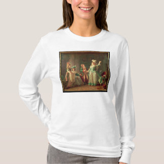 Le départ de la garde de dragon, 1774-1819 t-shirt