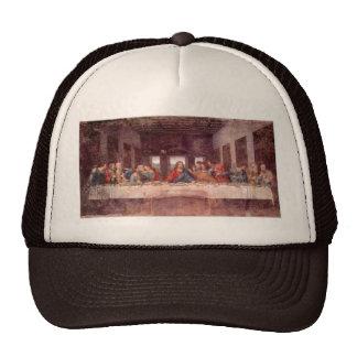 Le dernier dîner par Leonardo da Vinci, la Casquette Trucker
