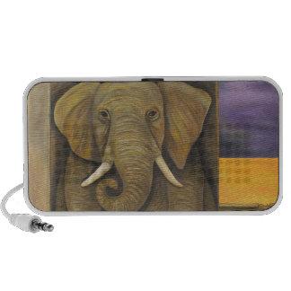 Le dernier éléphant haut-parleur iPhone