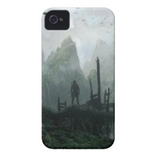 Le dernier guerrier du clan de montagne coque iPhone 4
