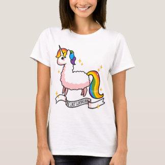 Le dernier Llamacorn T-shirt