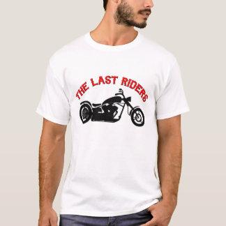 Le dernier T-shirt de cavaliers en blanc/rouge