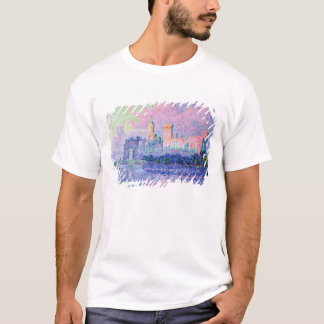 Le DES Papes, Avignon, 1900 de château T-shirt
