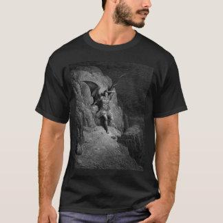 Le désespoir infini de Satan - Gustave Dore T-shirt