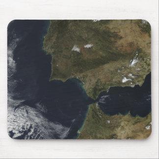 Le détroit du Gibraltar Tapis De Souris