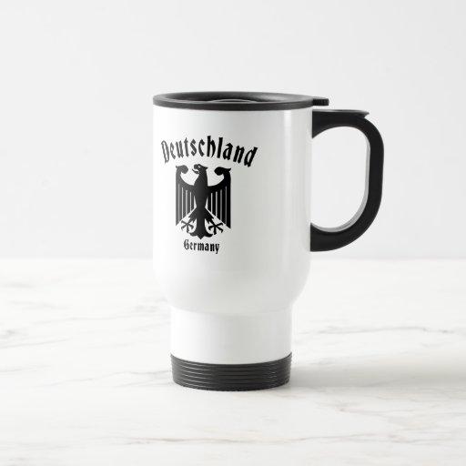 Le Deutschland Mug À Café