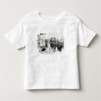 Le dévoilement du mémorial de guerre t-shirt