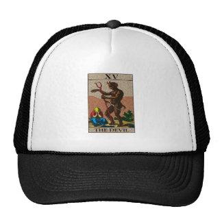 Le diable - tarot casquette