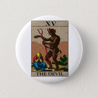Le diable - tarot pin's