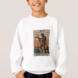 Le diable - tarot sweatshirt