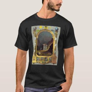 Le diagramme maçonnique t-shirt