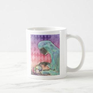 Le diseur de bonne aventure, gitan changé d'art mug
