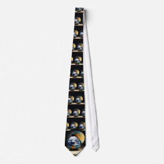 Le dispositif de couverture de la terre cravates