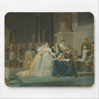 Le divorce de l'impératrice Josephine (1763-1814)  Tapis De Souris