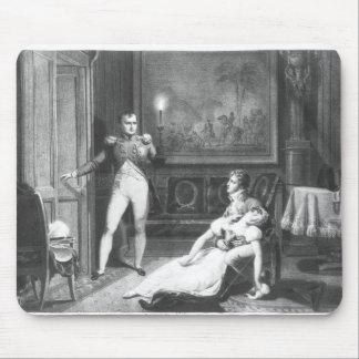 Le divorce du napoléon I Tapis De Souris