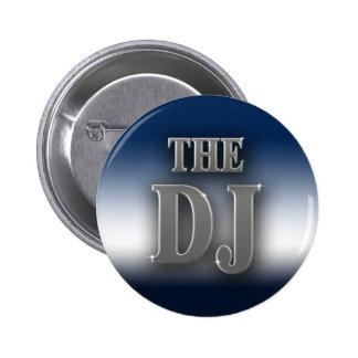 Le DJ Pin's Avec Agrafe