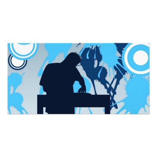 le DJ Photocarte