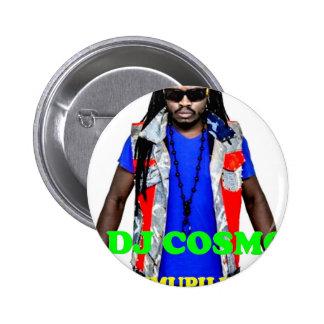 Le DJ Cosmo Fanshop Badge Avec Épingle