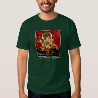 Le DJ GANESH aussi T-shirt