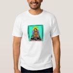 Le DJ Jésus bariolé T-shirts