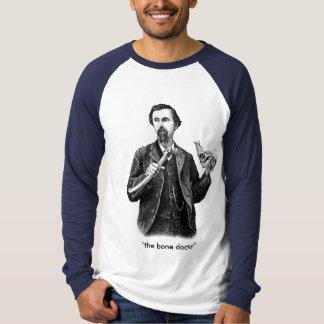 """""""le docteur d'os """" t-shirt"""