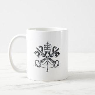 Le dogme vit fort - tasse de café