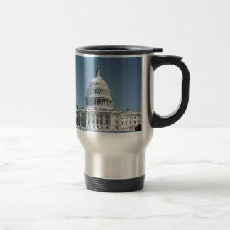 Le dôme de capitol tasse à café