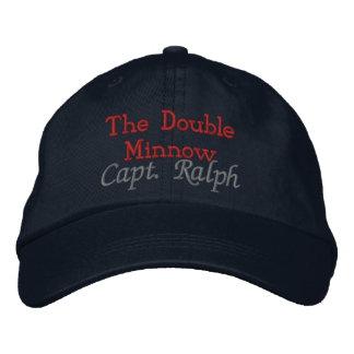 Le double vairon, capitaine Ralph - customisé Casquette Brodée
