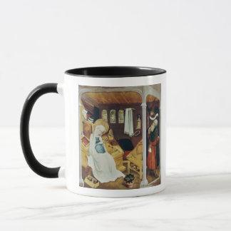 Le doute de St Joseph, c.1410-20 Mugs