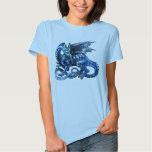 Le dragon bleu - t-shirts