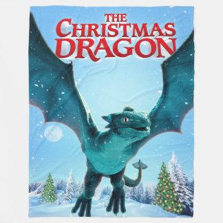 Le dragon de Noël - couverture d'ouatine