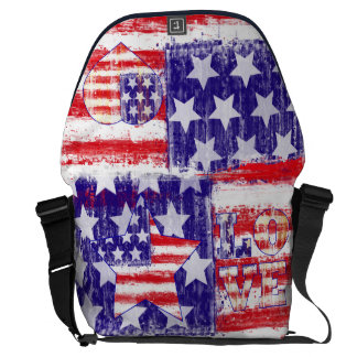 le drapeau américain Etats-Unis diminuent