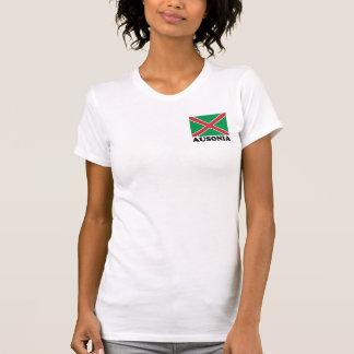 Le drapeau d'Ausonia - bandiera di Ausonia de La T-shirts