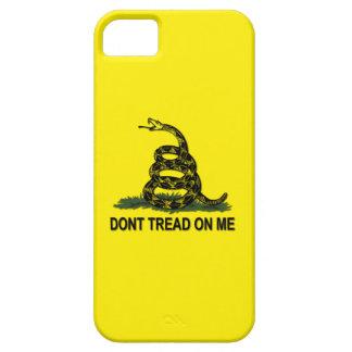 Le drapeau de Gadsden ne marchent pas sur moi Coques iPhone 5 Case-Mate