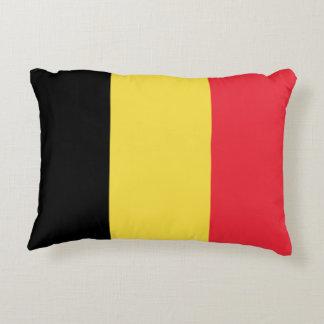 Le drapeau de la Belgique conçoivent en fonction Coussins Décoratifs