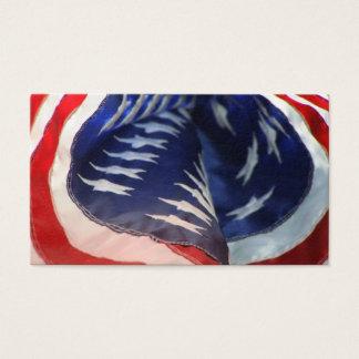 Le drapeau de la carte des Etats-Unis d'Amérique