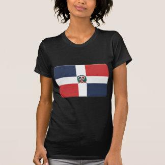 Le drapeau de la République Dominicaine PERSONNALI T-shirt