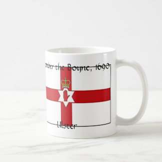 Le drapeau de l'Irlande du Nord, Ulster, se Mug