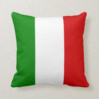 Le drapeau de l'Italie Oreillers