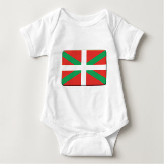 Le drapeau de pays Basque PERSONNALISENT Body