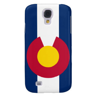 Le drapeau du Colorado Coque Galaxy S4