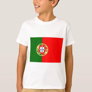Le drapeau du Portugal (Bandeira De Portugal) T-shirt