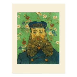 Le facteur de Van Gogh Carte Postale
