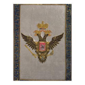 Le Family impérial russe Carte Postale