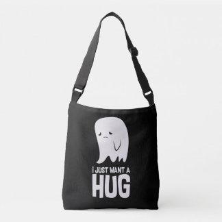 Le fantôme triste mignon veulent juste une sac ajustable
